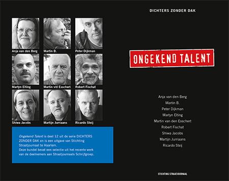 Gedichtenbundel 2015 - Ongekend Talent - Daklozen dichten